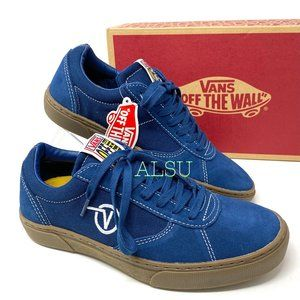 VANS Paradoxxx Low Top Gibraltar Sea Suede Women's